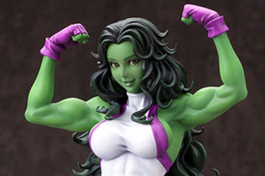 Preview | Kotobukiya: She-Hulk (15)
