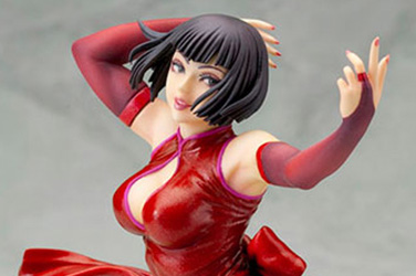 Preview | Kotobukiya: Anna Williams (12)