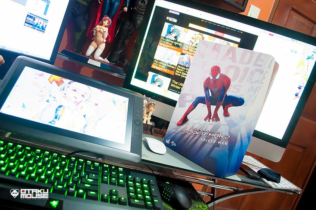 April & May 2015 Loot Report - Spidey and a bunch of Ironmans (3)