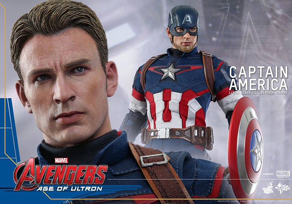 Preview   Hot Toys: Captain America (Age of Ultron) (3)
