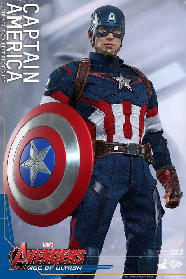 Preview   Hot Toys: Captain America (Age of Ultron) (6)