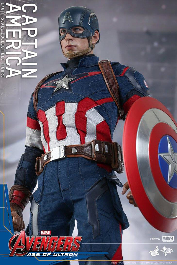 Preview   Hot Toys: Captain America (Age of Ultron) (8)
