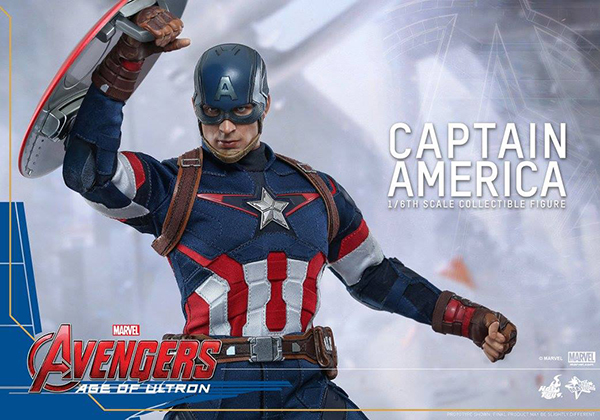 Preview   Hot Toys: Captain America (Age of Ultron) (9)