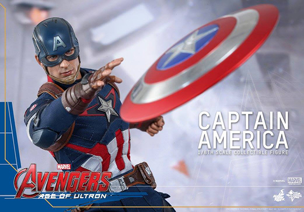 Preview   Hot Toys: Captain America (Age of Ultron) (11)