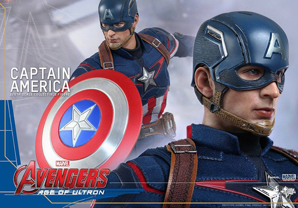 Preview   Hot Toys: Captain America (Age of Ultron) (12)