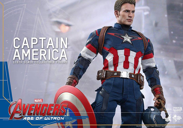 Preview   Hot Toys: Captain America (Age of Ultron) (14)