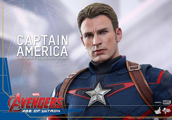 Preview   Hot Toys: Captain America (Age of Ultron) (15)