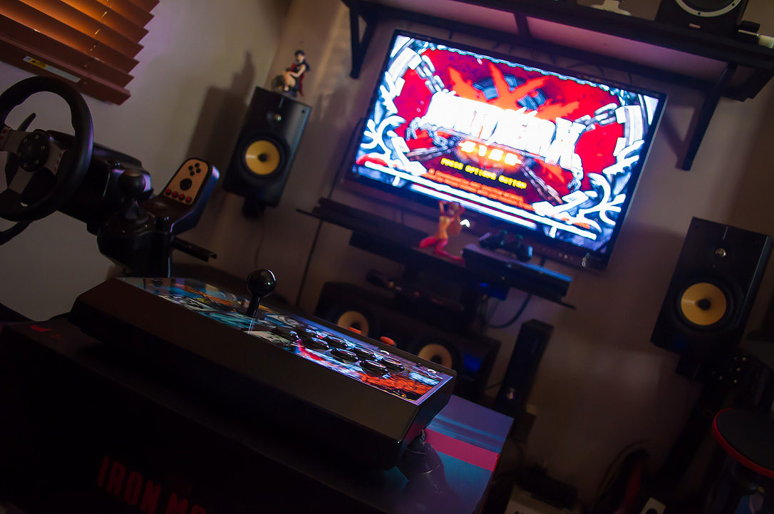 Quick Snap: My Entertainment Area (6)