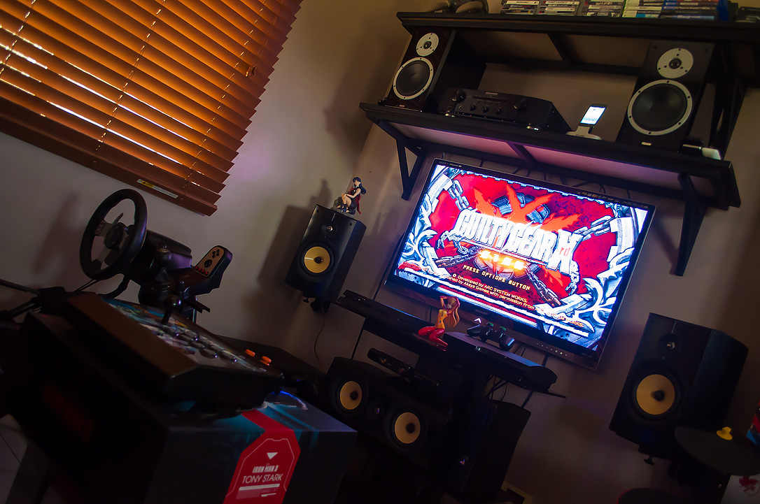 Quick Snap: My Entertainment Area (4)