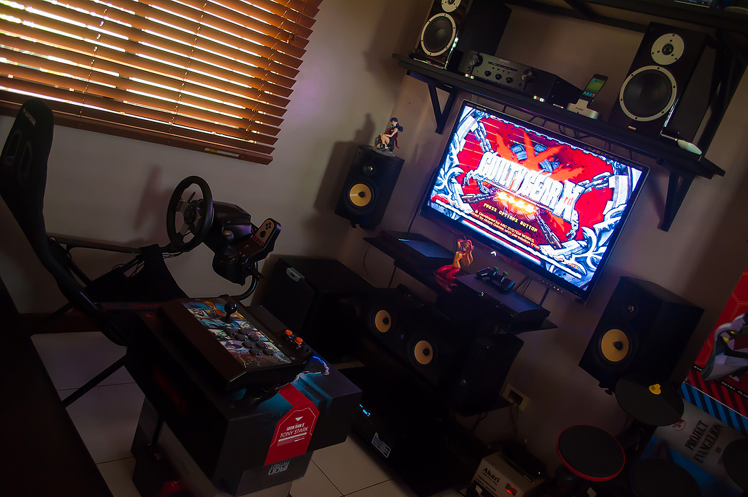 Quick Snap: My Entertainment Area (3)
