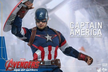Preview | Hot Toys: Captain America (Age of Ultron) (18)