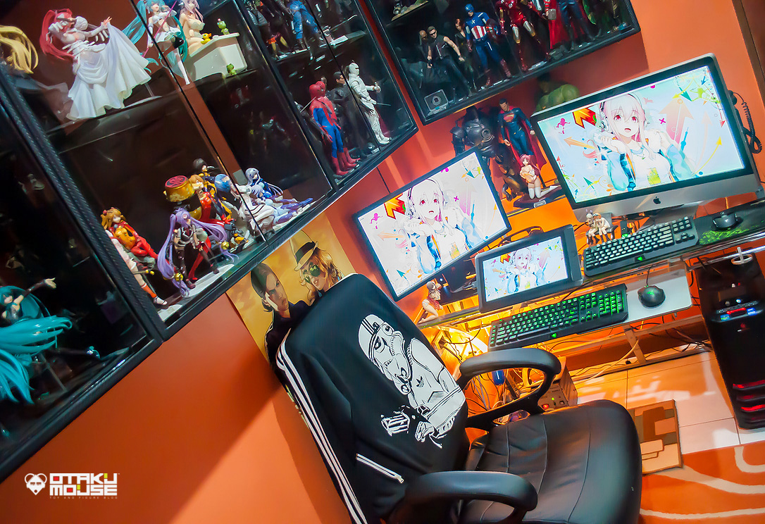 Quick Snap: My Workspace (1)