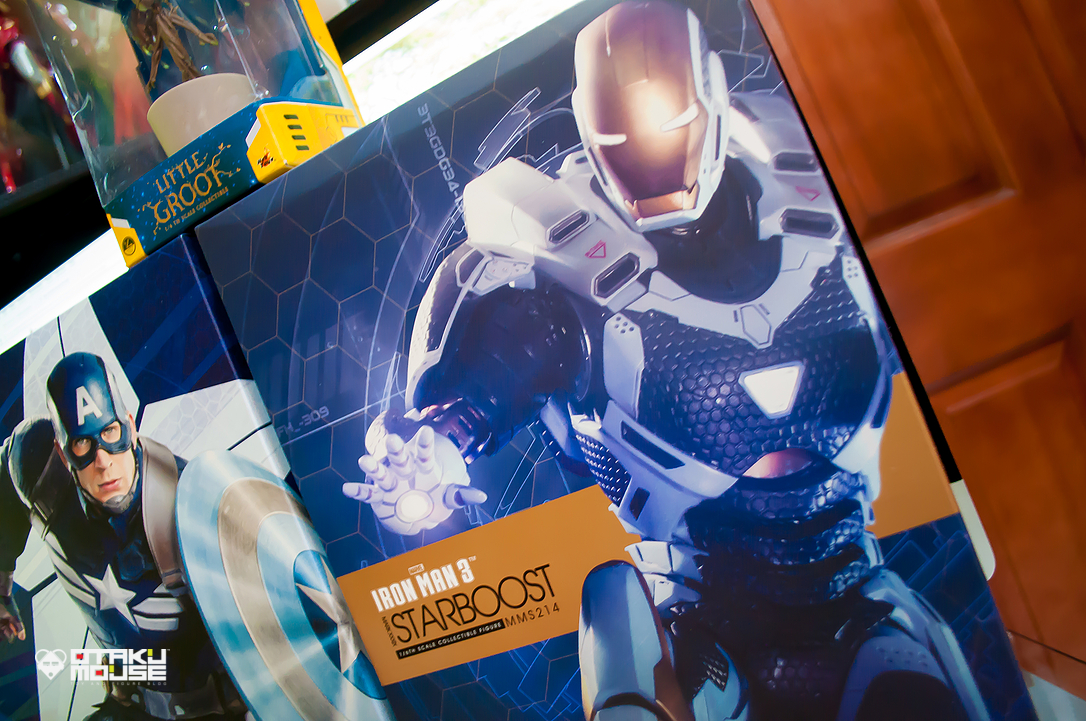 June 2015 Loot Report - Hot Toys Captain America (Strike Suit) & Iron Man (Starboost) (3)