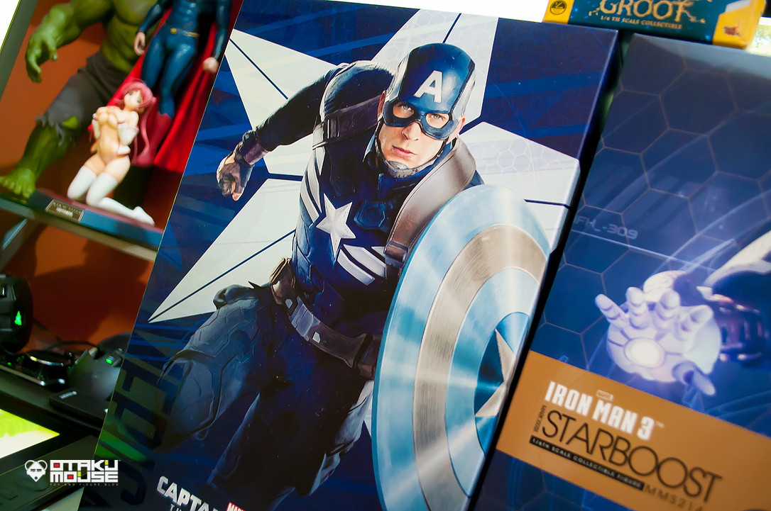 June 2015 Loot Report - Hot Toys Captain America (Strike Suit) & Iron Man (Starboost) (4)