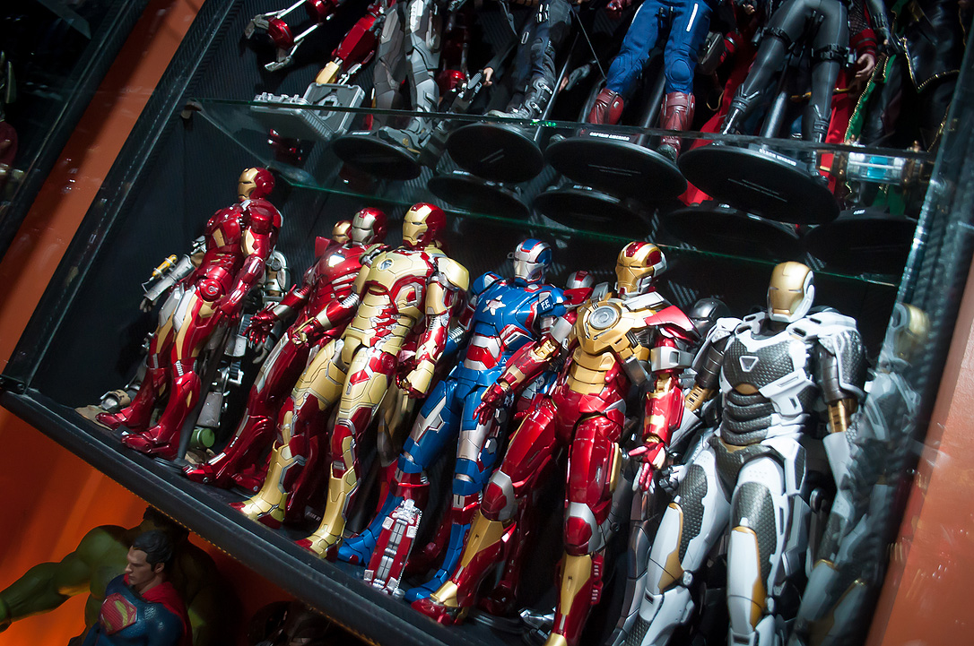 Quick Snap 03: The Iron Man(s) (4)