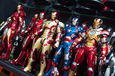 Quick Snap 03: The Iron Man(s) (6)