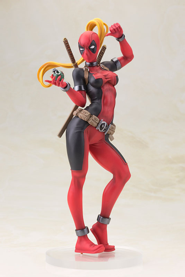 Preview | Kotobukiya: Lady Deadpool (1)