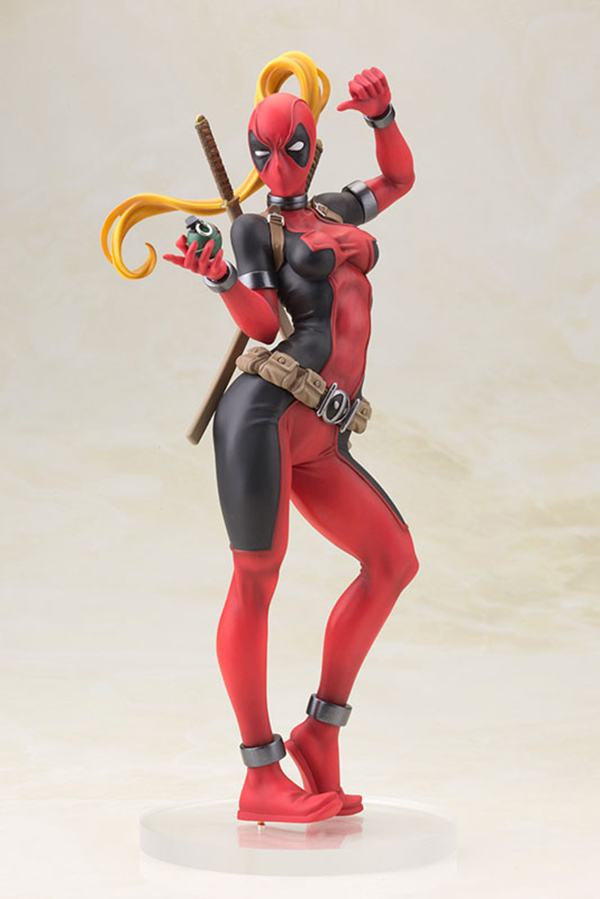 Preview | Kotobukiya: Lady Deadpool (2)