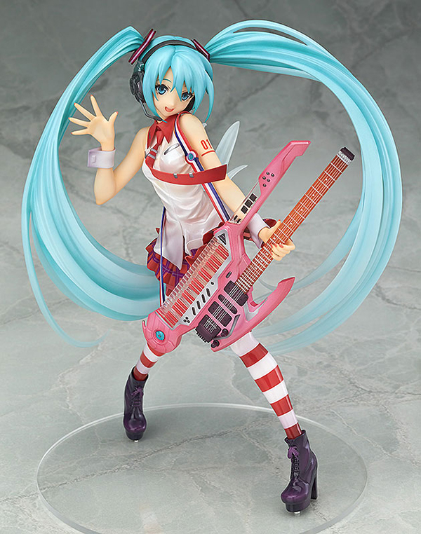 Preview | Good Smile Company: Hatsune Miku (Greatest Idol Ver.) (1)