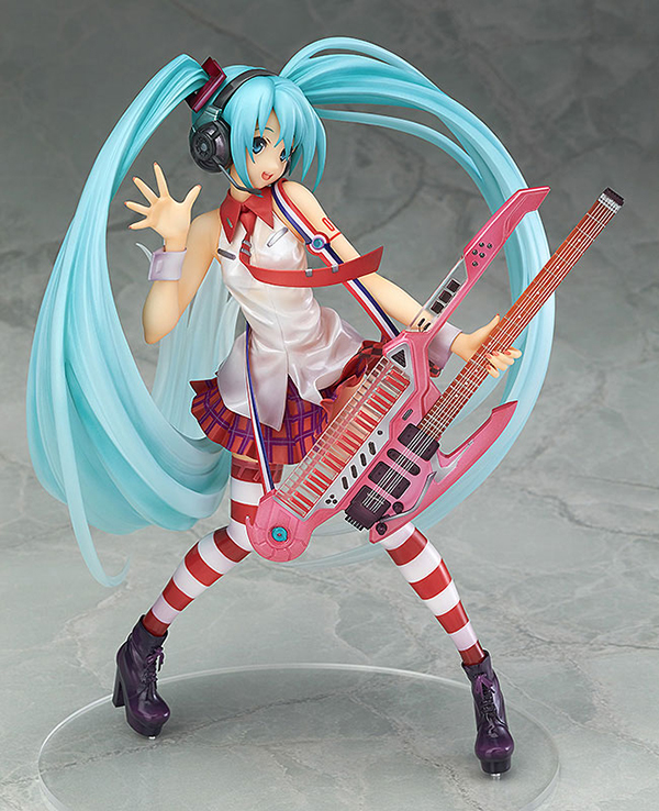 Preview | Good Smile Company: Hatsune Miku (Greatest Idol Ver.) (2)