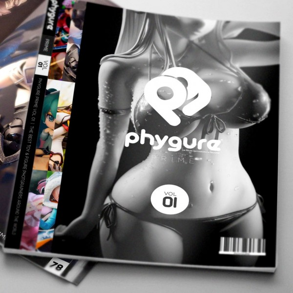 Phygure® Prime Vol. 01 Is Live!