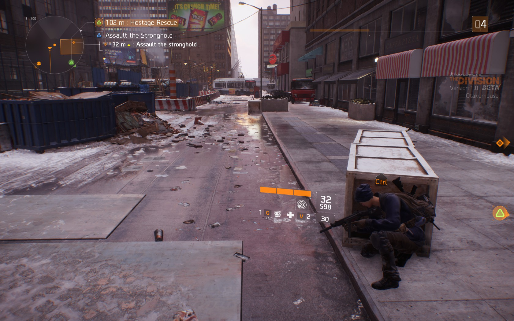 My Experience With The Division Beta (Ultra Settings) (8)