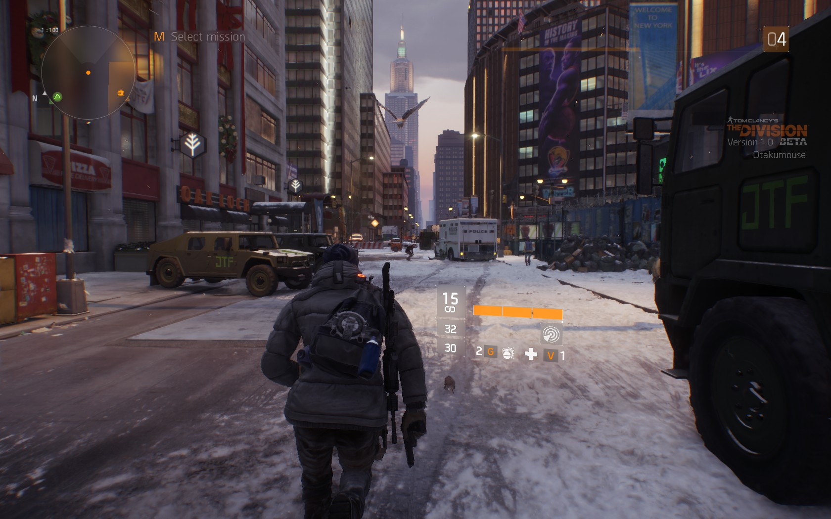 My Experience With The Division Beta (Ultra Settings) (11)