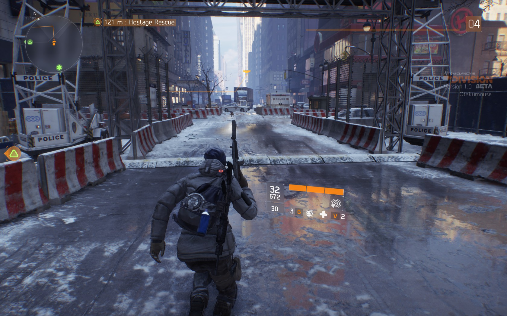 My Experience With The Division Beta (Ultra Settings) (17)