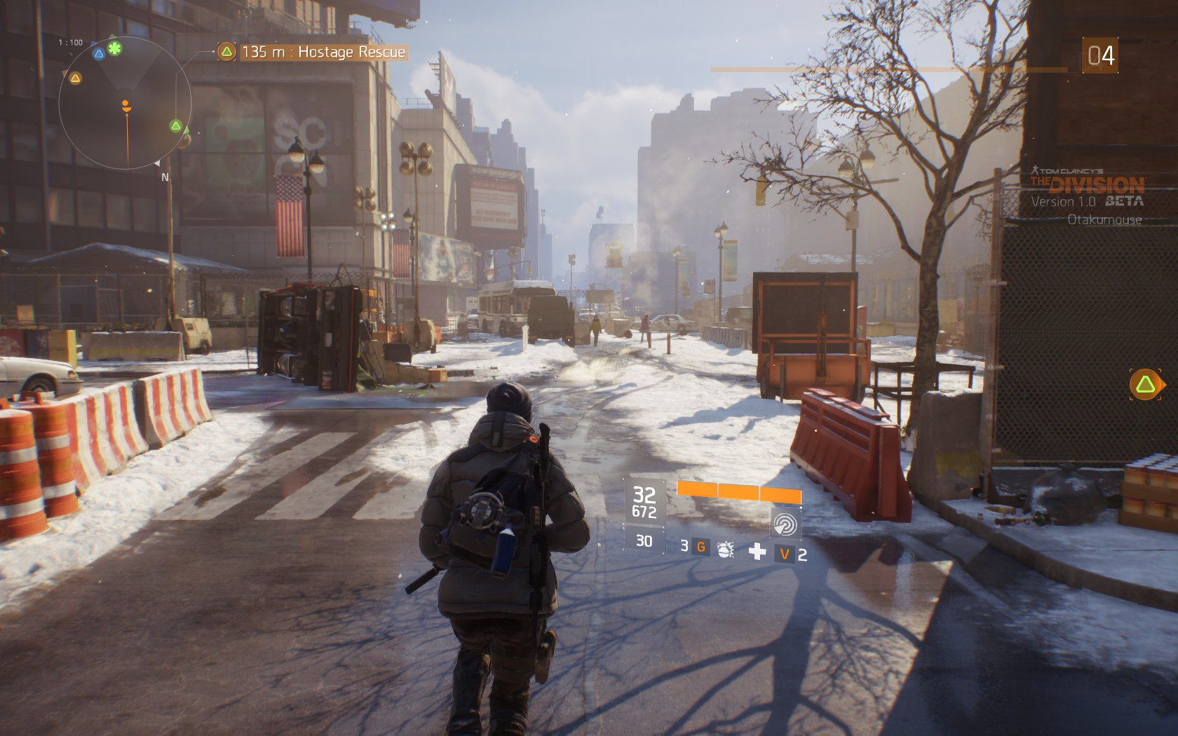 My Experience With The Division Beta (Ultra Settings) (16)