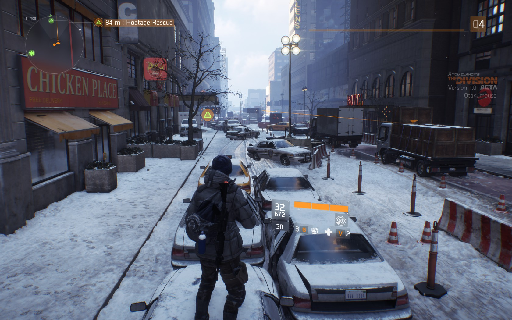 My Experience With The Division Beta (Ultra Settings) (19)