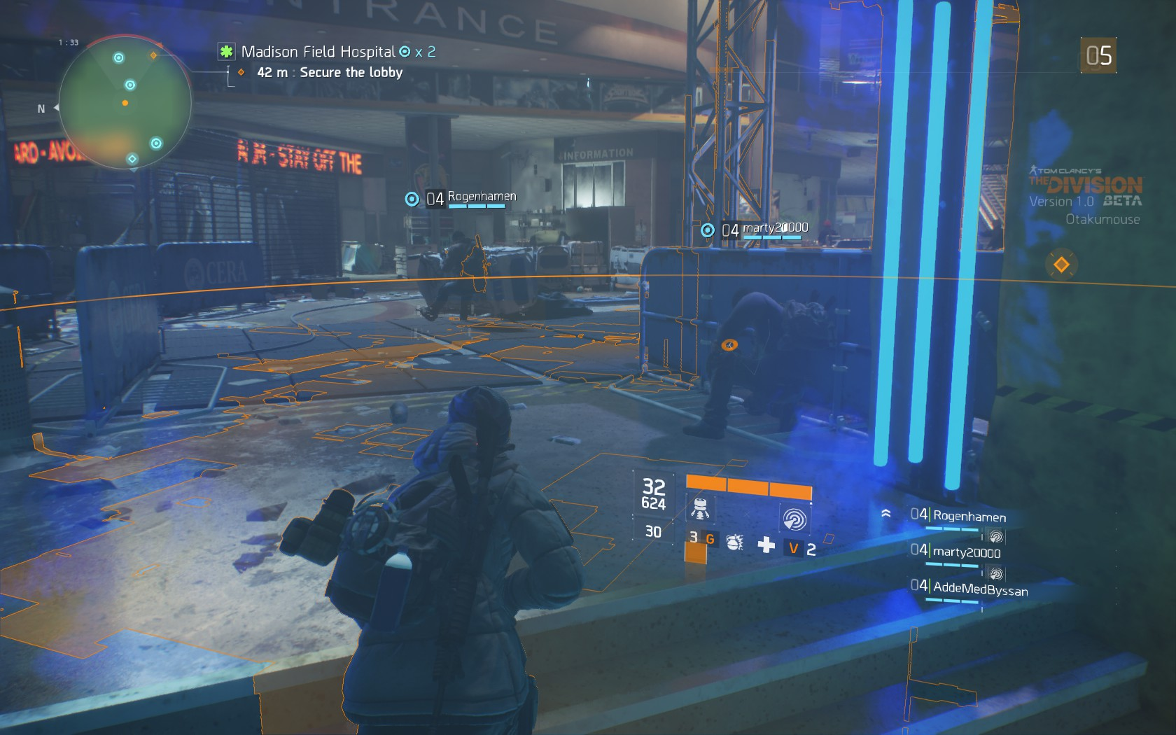 My Experience With The Division Beta (Ultra Settings) (22)