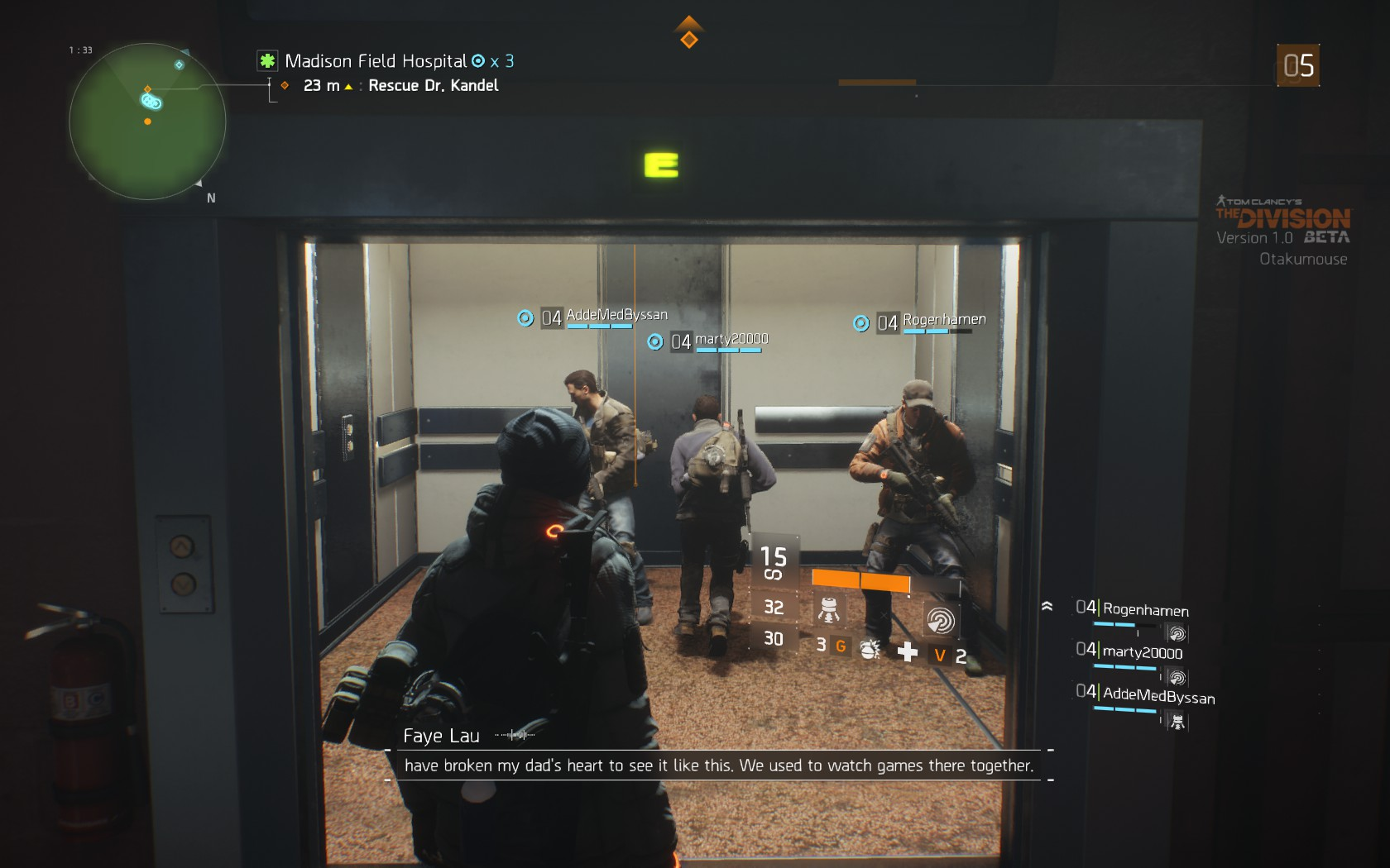 My Experience With The Division Beta (Ultra Settings) (29)
