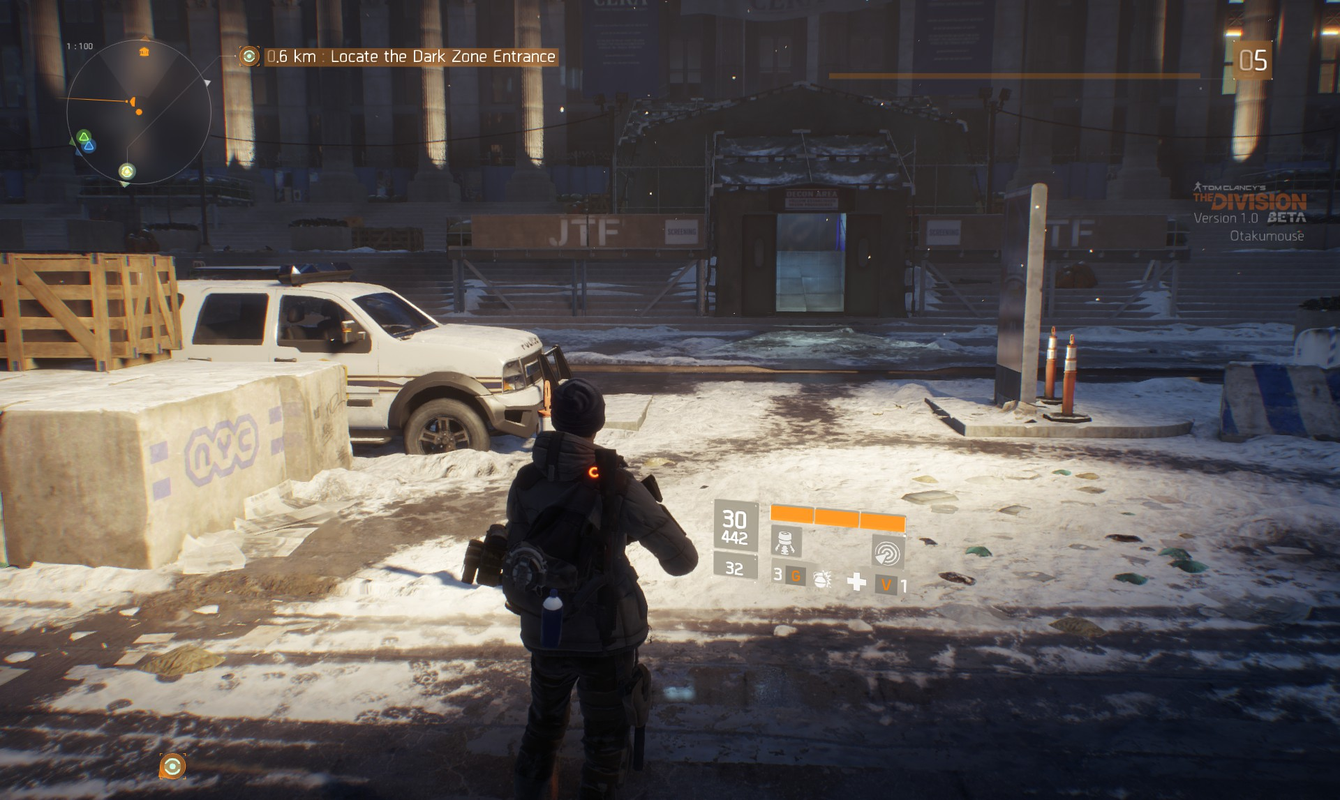 My Experience With The Division Beta (Ultra Settings) (34)