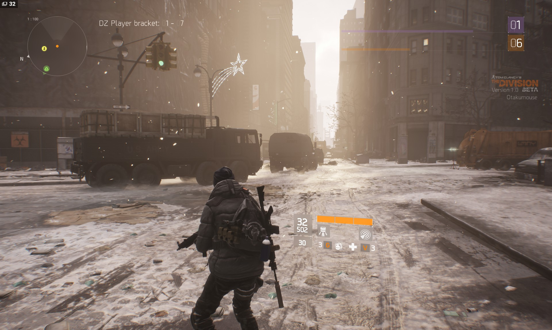 My Experience With The Division Beta (Ultra Settings) (38)