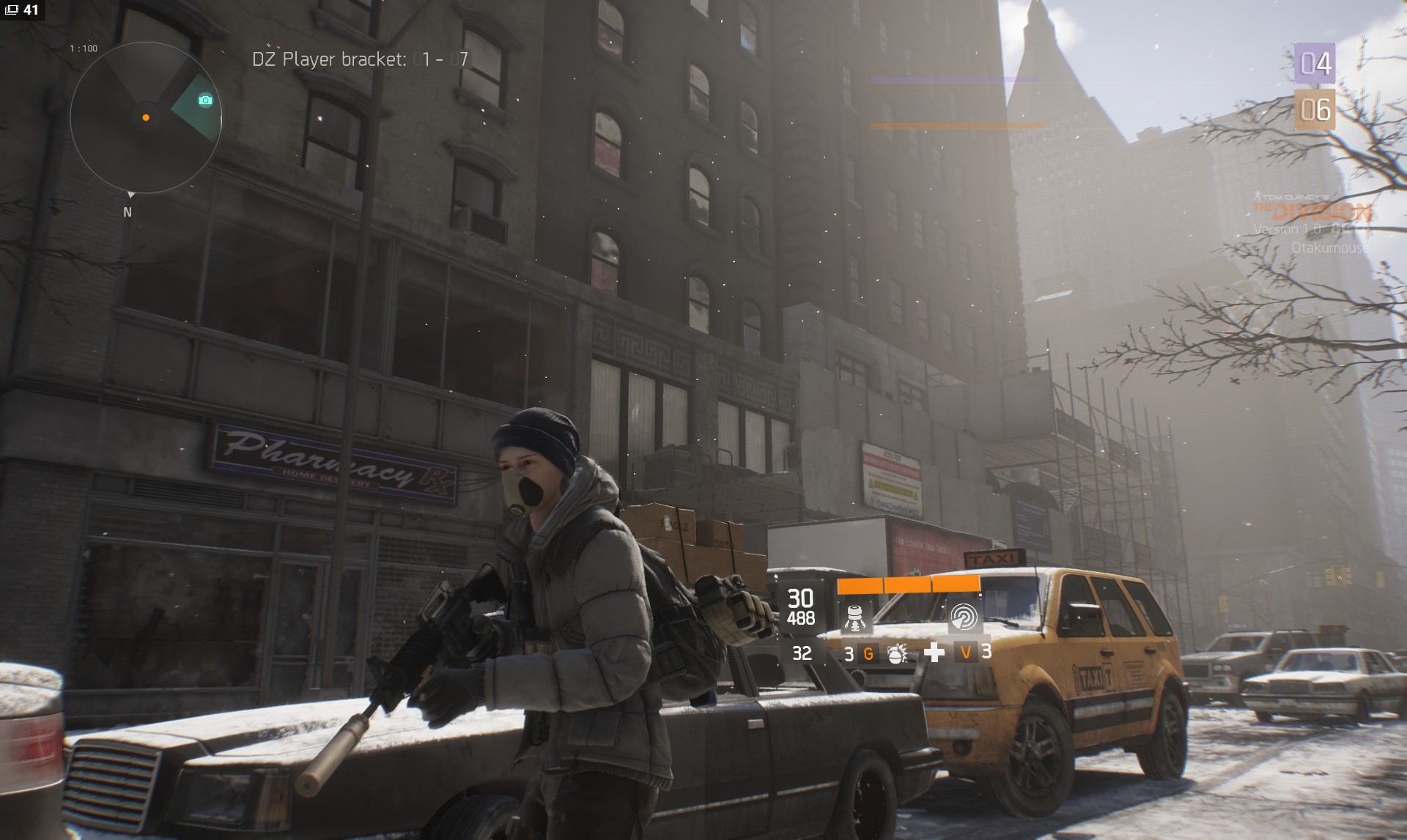 My Experience With The Division Beta (Ultra Settings) (42)