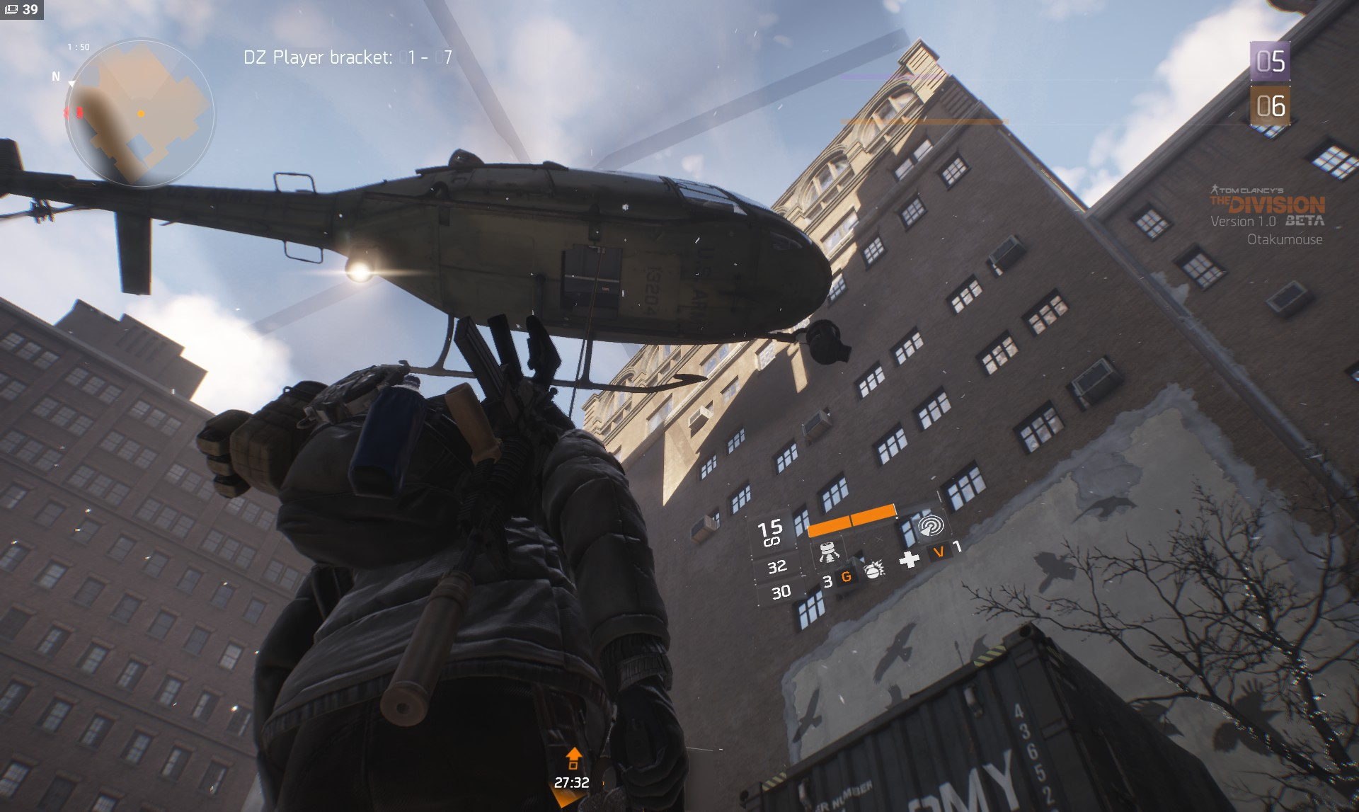 My Experience With The Division Beta (Ultra Settings) (43)