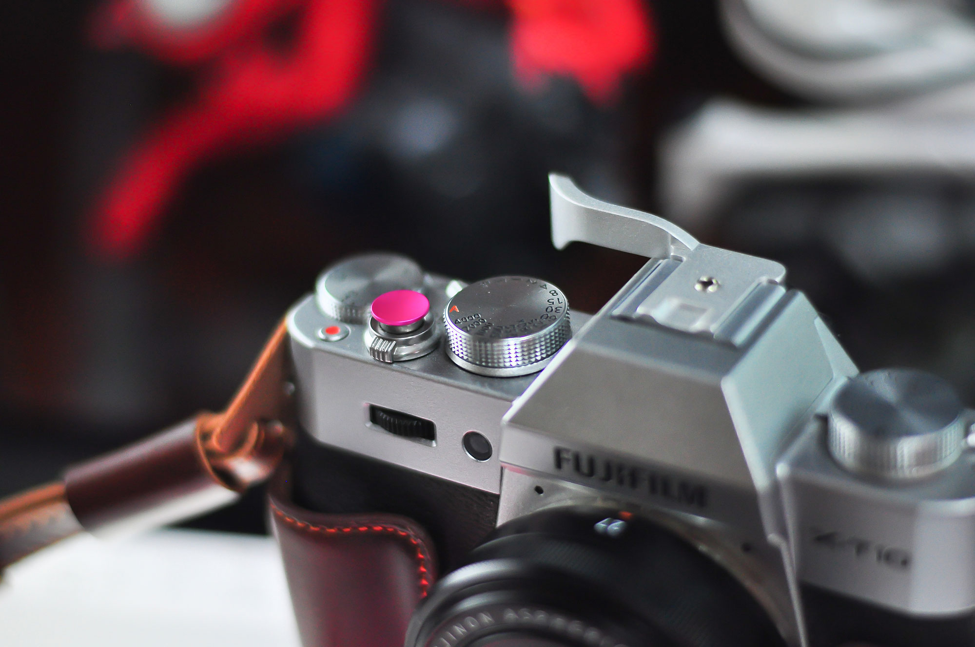 Customizing My Fujifilm X-T10 (2)