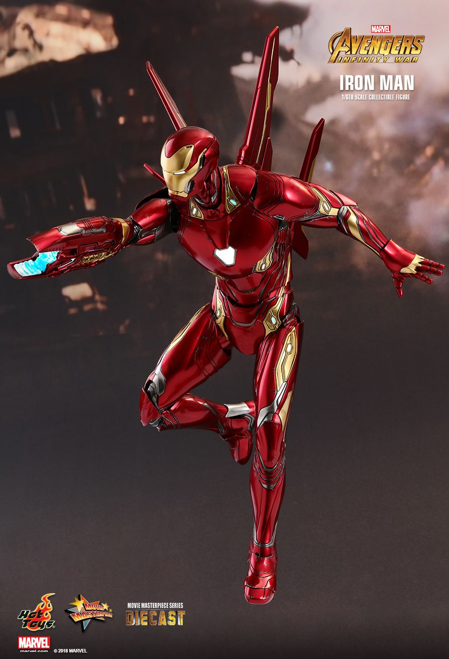 Hot Toys Iron Man (Avengers: Infinity War)