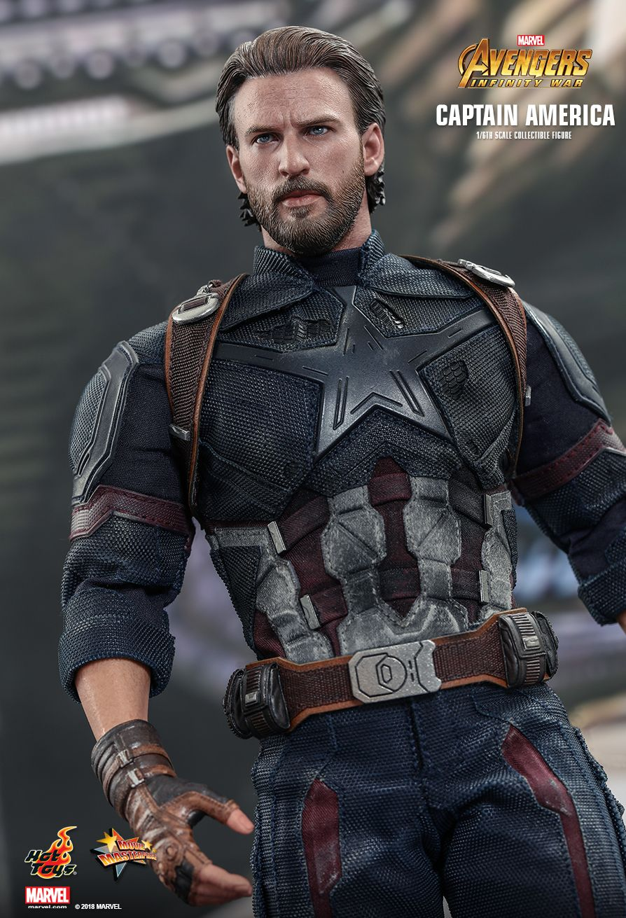Hot Toys Captain America (Avengers: Infinity War)