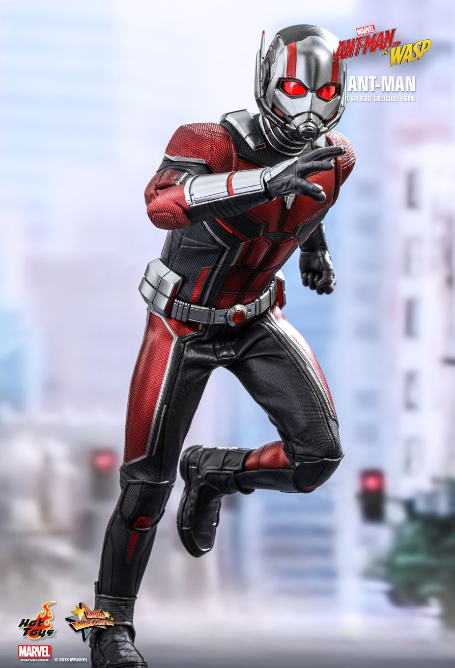 Hot Toys Ant-Man (Ant-Man & The Wasp)