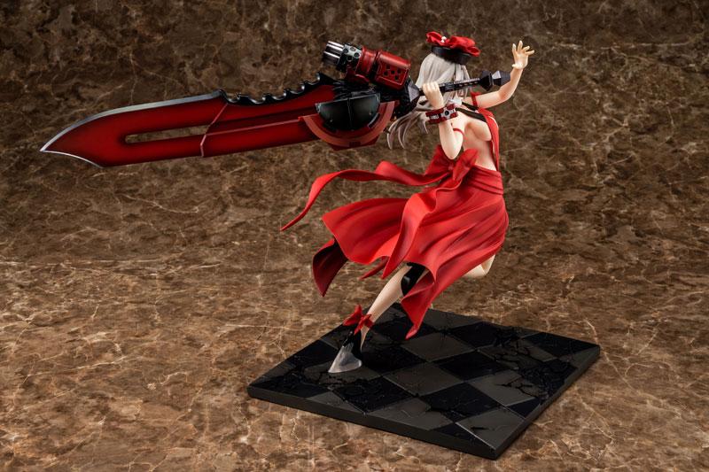Sol Int. 1/7 Alisa (Crimson Anniversary Dress Ver.) 5