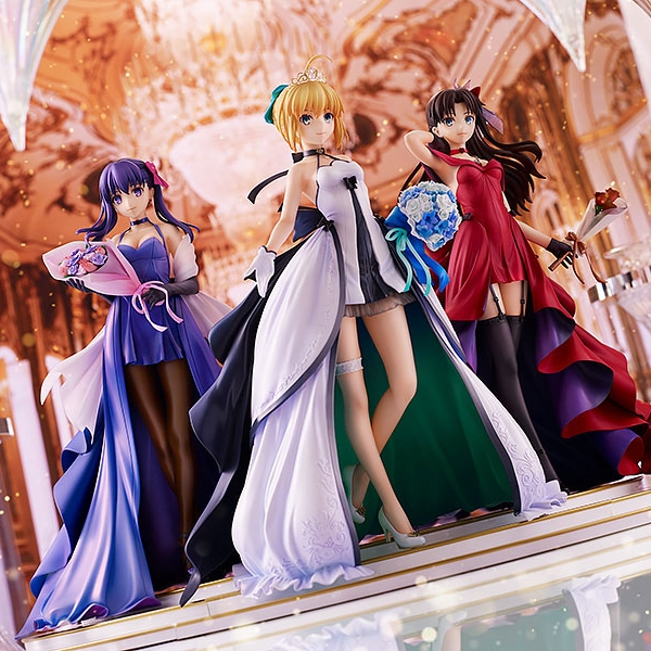 Fate/stay night 15th Celebration Figures 22