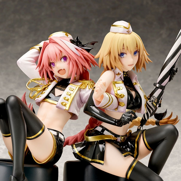 Jeanne d'Arc and Astolfo Figure 12