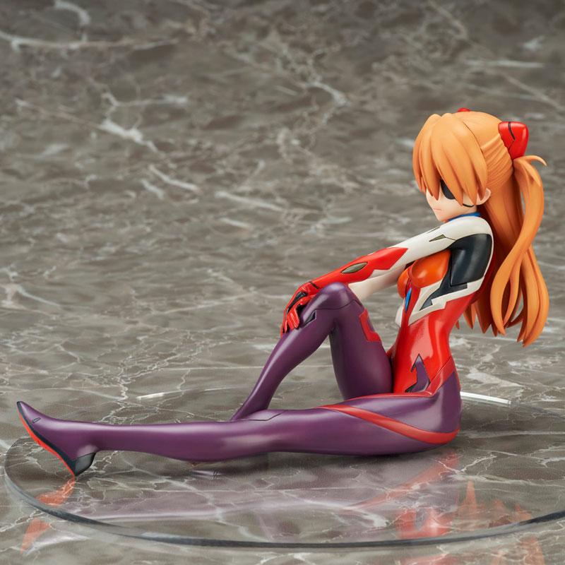 Bellfine 1/7 Asuka Langley Shikinami (Plug Suit Ver.) 1